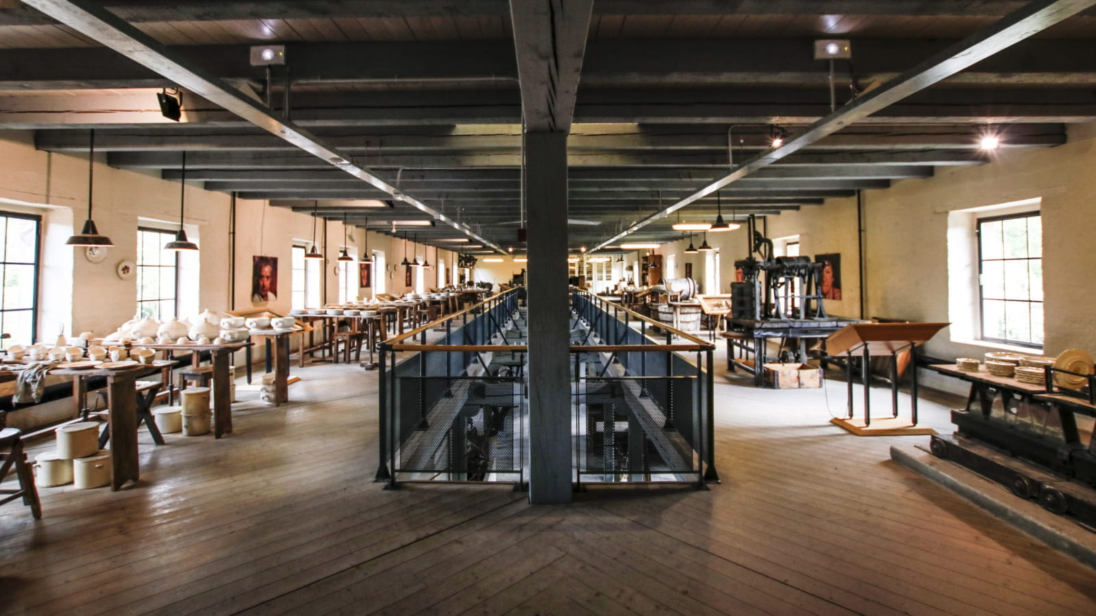 Musée des techniques faïencières, le Moulin de la blies