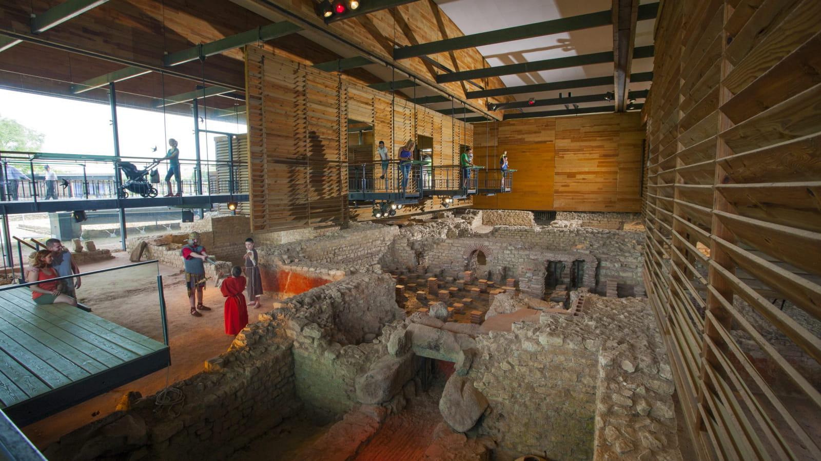 Parc archéologique européen Bliesbruck-Reinheim