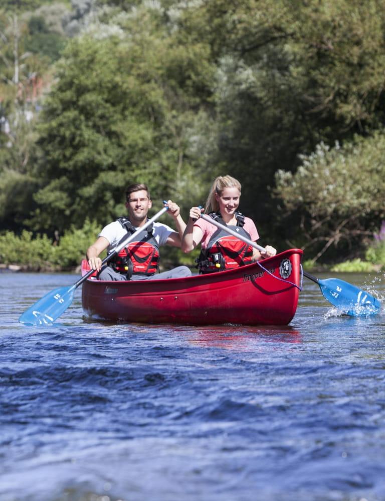 Canoë Kayak sur la Blies