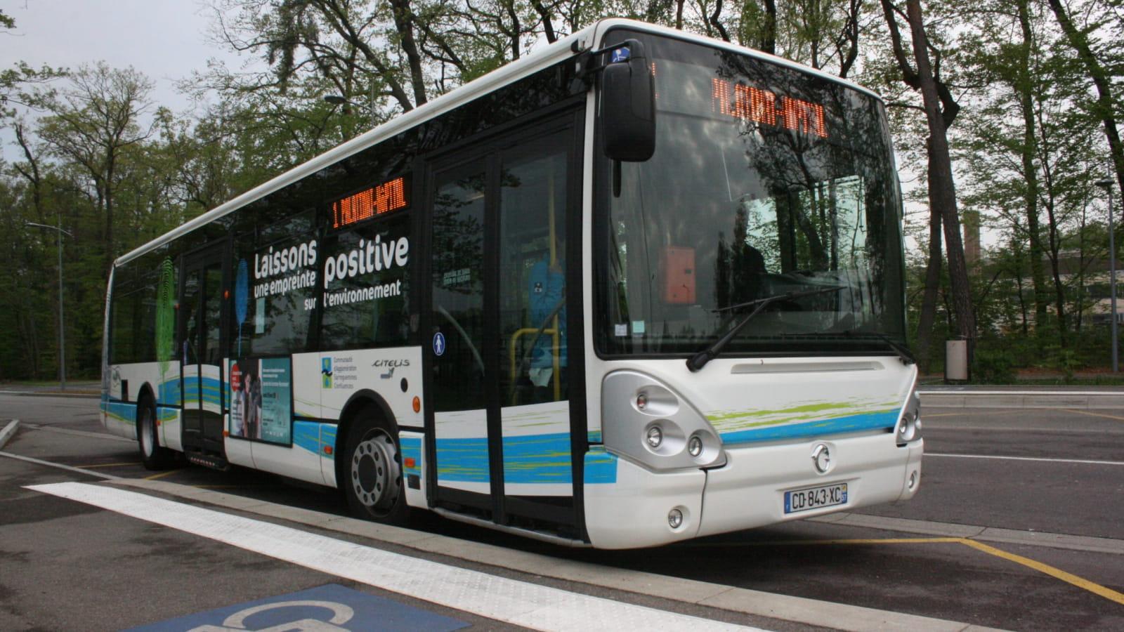 Bus du réseau CABUS