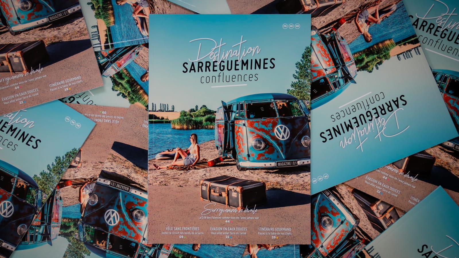 Magazine de Destination Sarreguemines Confluences