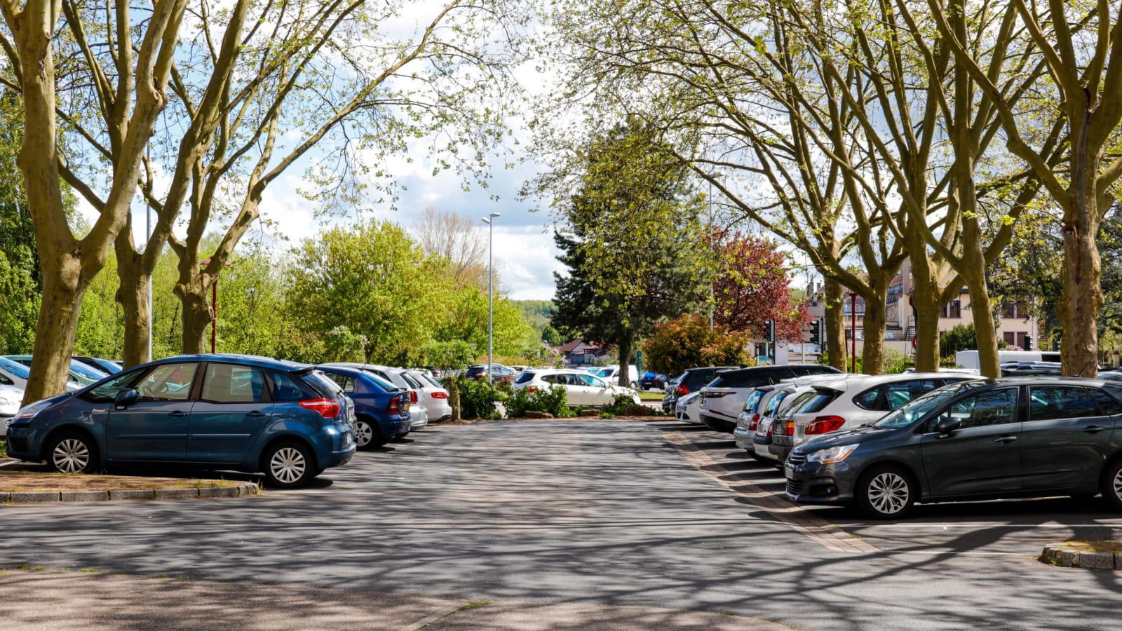 Parking à Sarreguemines