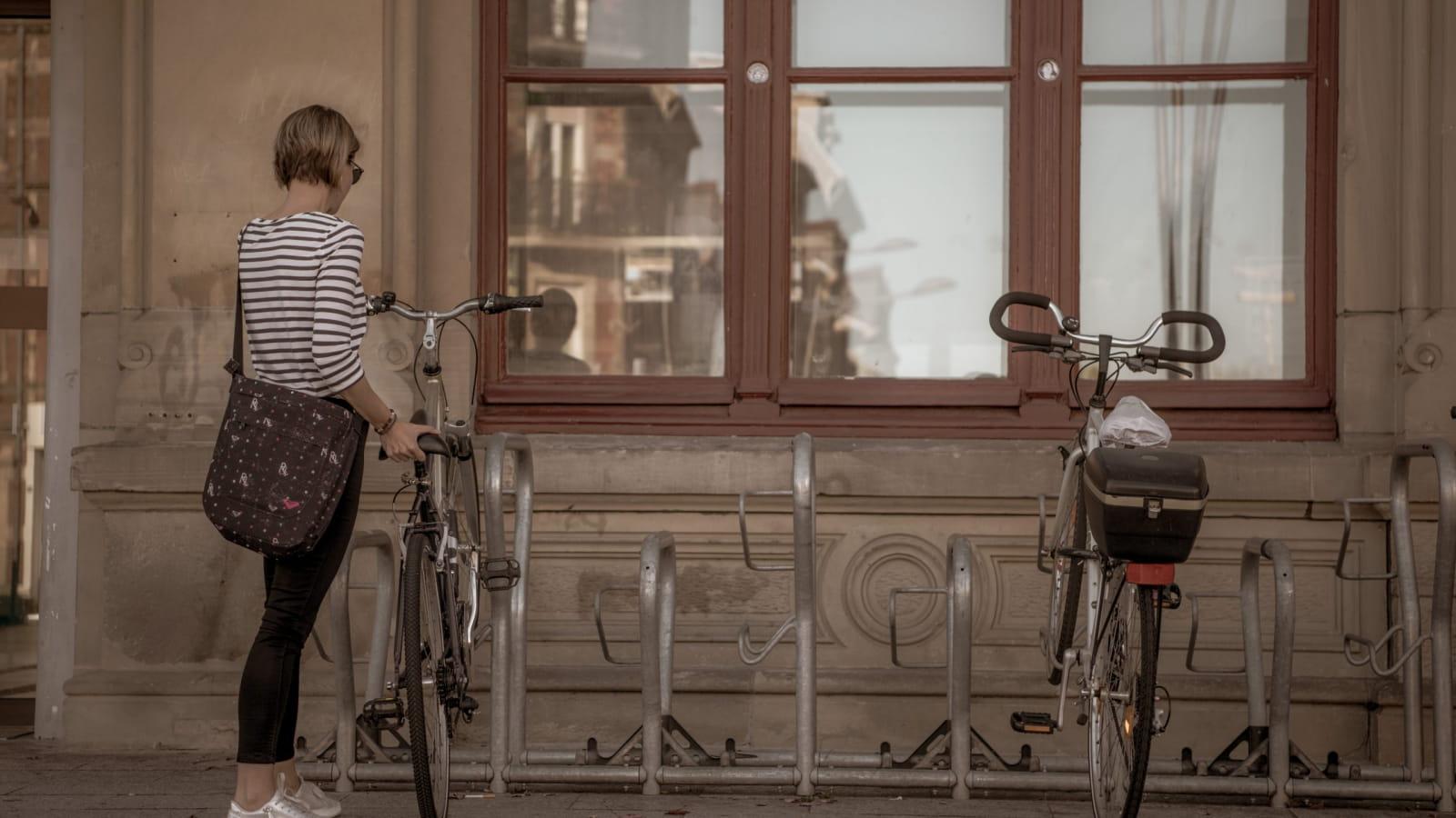 Parkings vélo à Sarreguemines