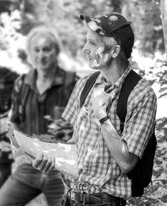 Michel Greff, animateur nature