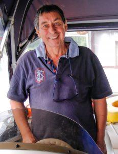 Jean-Yves Haus, capitaine sur le Schiff-Nickel