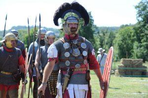 Légionnaire à Vita Romana