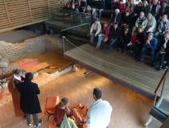 JOURNEES DU PATRIMOINE : PARC ARCHEOLOGIQUE DE BLIESBRUCK-REINHEIM